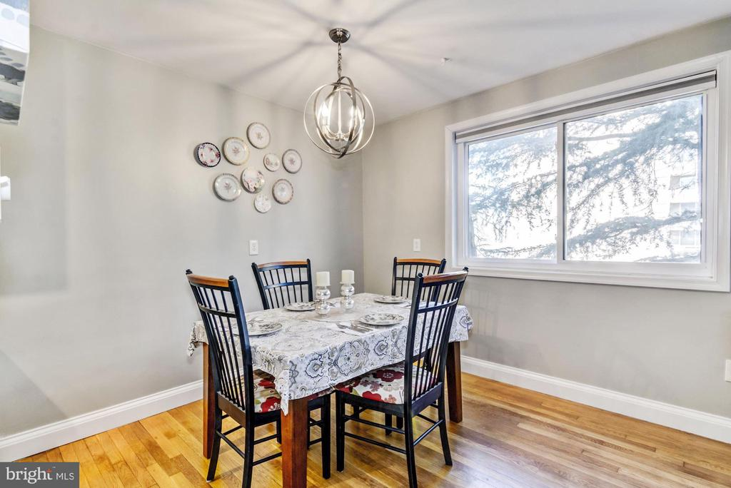 Dining area - 2016 N ADAMS ST #504, ARLINGTON