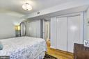 Two large closets in the master - 2016 N ADAMS ST #504, ARLINGTON