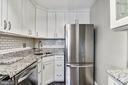 Stainless steel appliances - 2016 N ADAMS ST #504, ARLINGTON