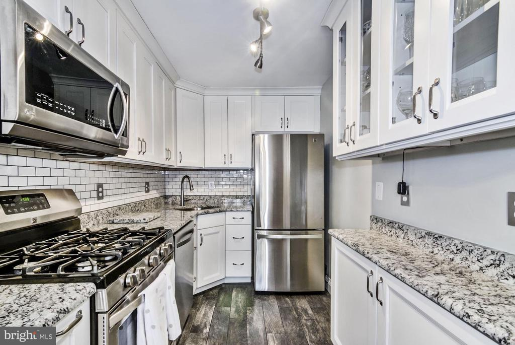 Spectacular kitchen that was recently renovated - 2016 N ADAMS ST #504, ARLINGTON