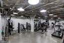 Fitness center - 2016 N ADAMS ST #504, ARLINGTON