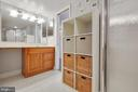 Standing shower - 2907 S WOODSTOCK ST #E, ARLINGTON
