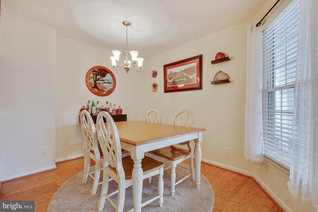 Dining Room - 2907 S WOODSTOCK ST #E, ARLINGTON