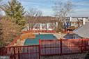 Outdoor community pool - 2907 S WOODSTOCK ST #E, ARLINGTON