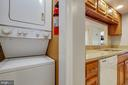 Washer/Dryer in unit - 2907 S WOODSTOCK ST #E, ARLINGTON