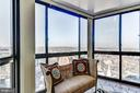 Amazing views from the 17th story! - 900 N STAFFORD ST #1711, ARLINGTON
