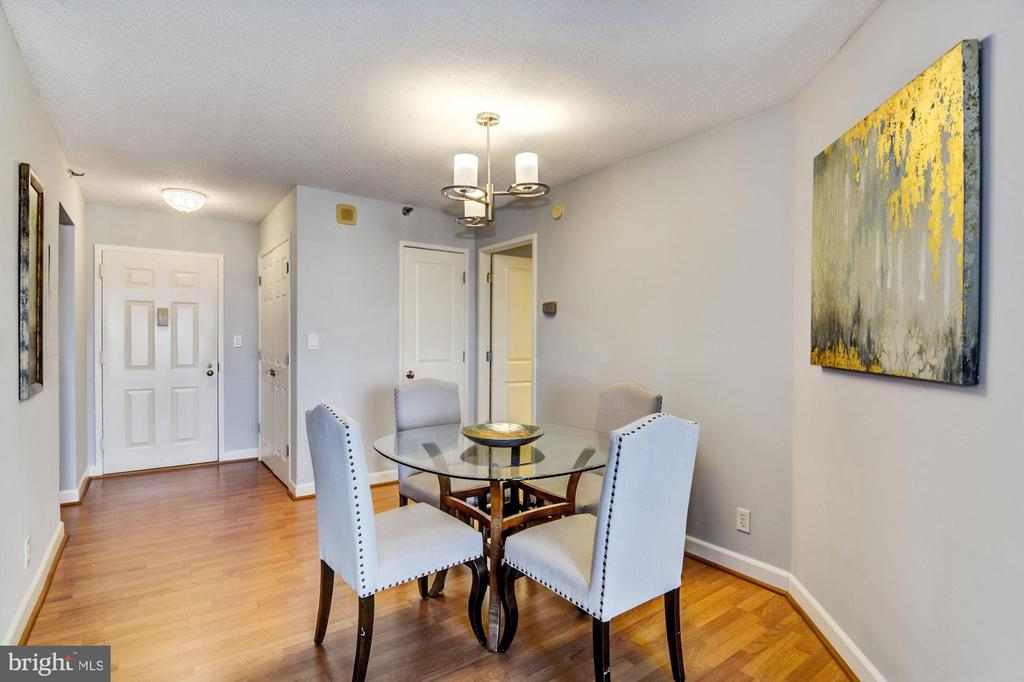 Dining area - 900 N STAFFORD ST #1711, ARLINGTON
