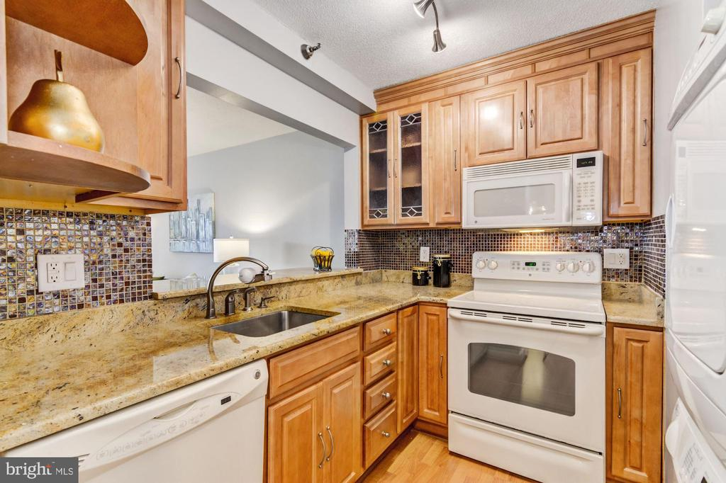 Granite countertops! - 900 N STAFFORD ST #1711, ARLINGTON