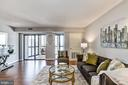 Smart floor plan - 900 N STAFFORD ST #1711, ARLINGTON