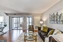 Smart floor plan - 900 N STAFFORD ST #1711, ARLINGTON