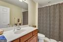 Lower Level 2- Full Bathroom - 2052 BEACON HEIGHTS DR, RESTON
