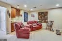 Lower Level 2-Game Room - 2052 BEACON HEIGHTS DR, RESTON
