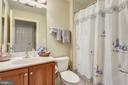Lower Level 3- Full Bathroom - 2052 BEACON HEIGHTS DR, RESTON