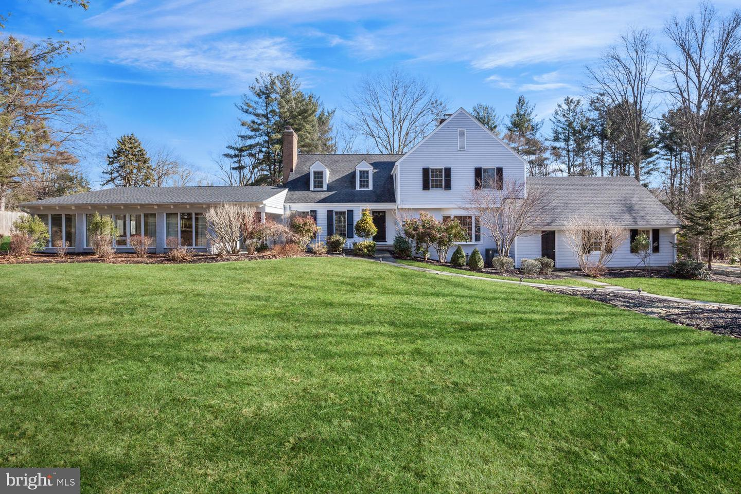Property for Sale at 100 HUNT Drive Princeton, New Jersey 08540 United States