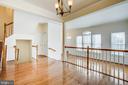 Open floor plan - 9603 MASEY MCQUIRE CT, LORTON