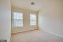 2nd bedroom filled with light - 9603 MASEY MCQUIRE CT, LORTON