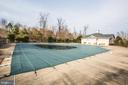 One of the two community pools - 9603 MASEY MCQUIRE CT, LORTON