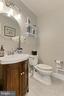Half Bath - 43228 DARKWOODS ST, CHANTILLY