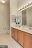 Master Bathroom with Separate Shower and Tub - 608A N TAZEWELL ST, ARLINGTON