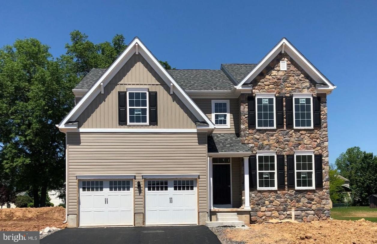 Single Family Homes للـ Sale في Jeffersonville, Pennsylvania 19403 United States