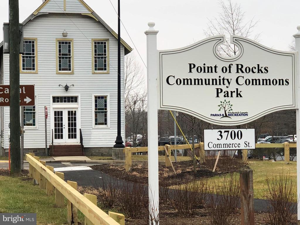 Community- One of the nearby parks - 3722 KANAWHA AVE, POINT OF ROCKS