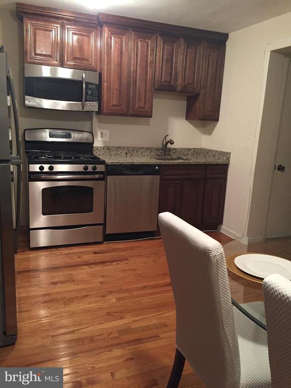 kitchen - 4007 AMES ST NE, WASHINGTON