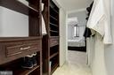 Hall With Built-Ins - 1001 N RANDOLPH ST #205, ARLINGTON