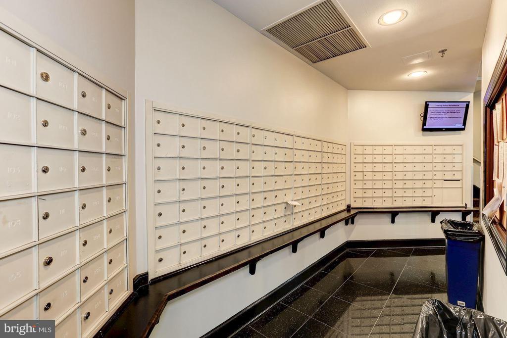 Mail Room - 1001 N RANDOLPH ST #205, ARLINGTON