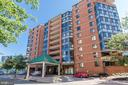 Outside Front Building - 1001 N RANDOLPH ST #205, ARLINGTON