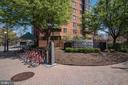 Public Bikerack Side Of Building - 1001 N RANDOLPH ST #205, ARLINGTON