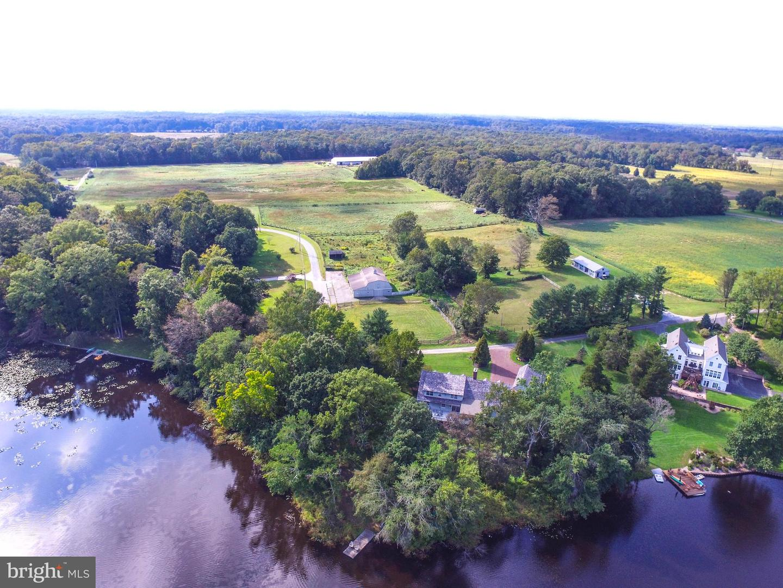 Single Family Homes 为 销售 在 塞勒姆, 新泽西州 08079 美国