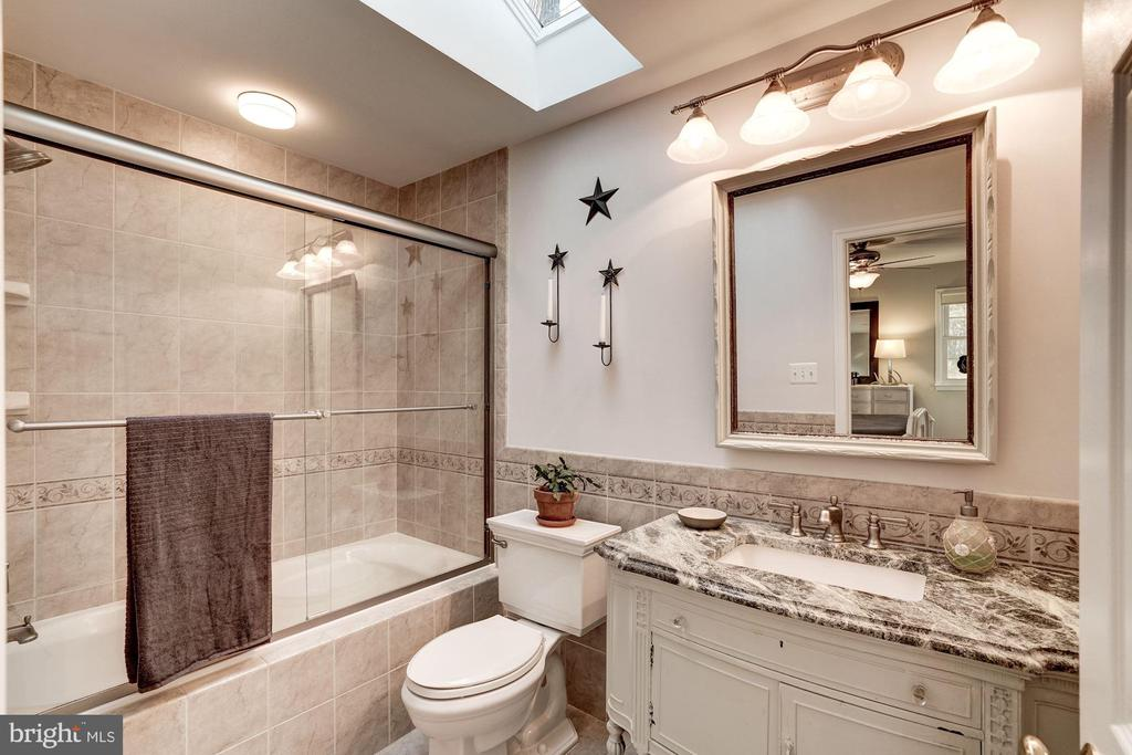 Updated Master Bath - 1406 EARNSHAW CT, RESTON