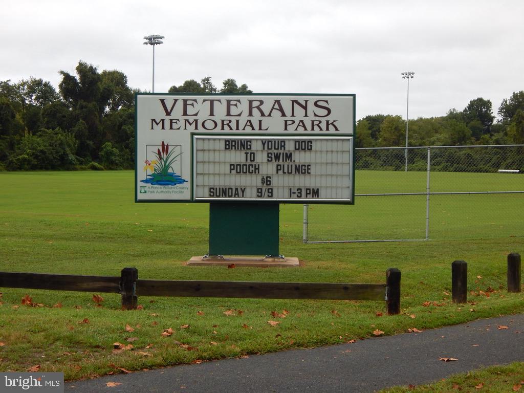 Veterans Park - 13375 COLCHESTER FERRY PL, WOODBRIDGE