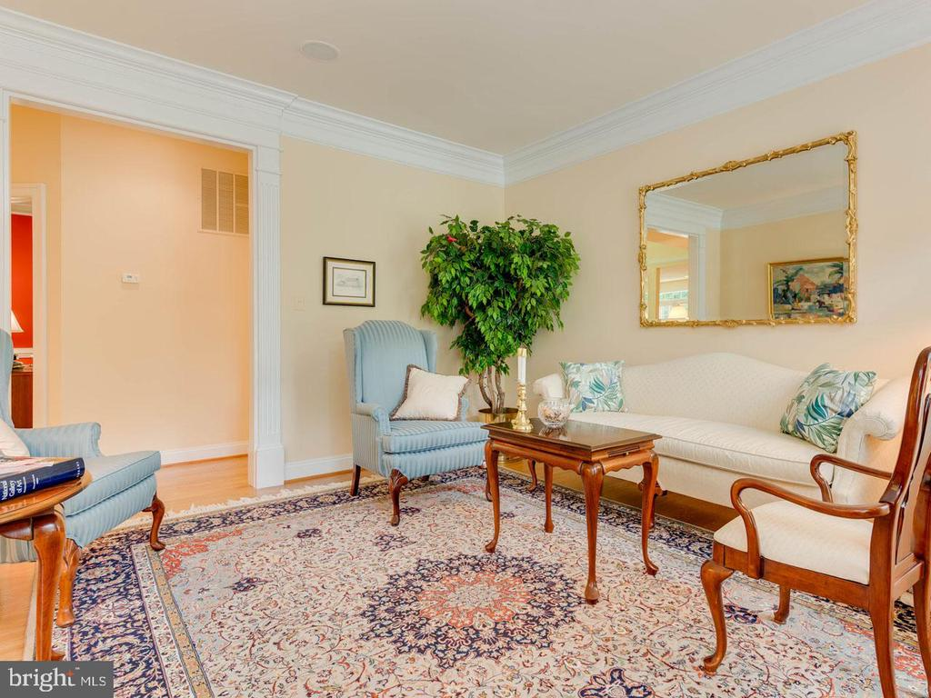 Living Room - 7304 AUBURN ST, ANNANDALE