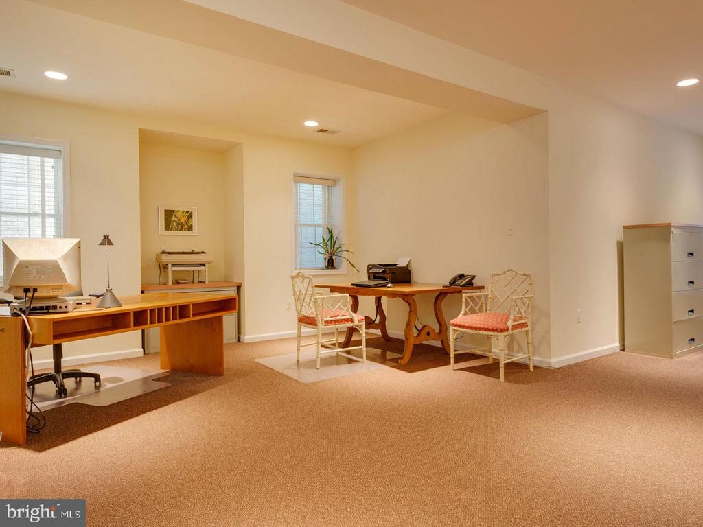 Recreation room - 7304 AUBURN ST, ANNANDALE