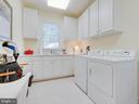 Laundry Room (main level) - 7304 AUBURN ST, ANNANDALE