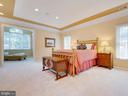 Master bedroom - 7304 AUBURN ST, ANNANDALE