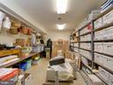 Massive storage room (lower level) - 7304 AUBURN ST, ANNANDALE
