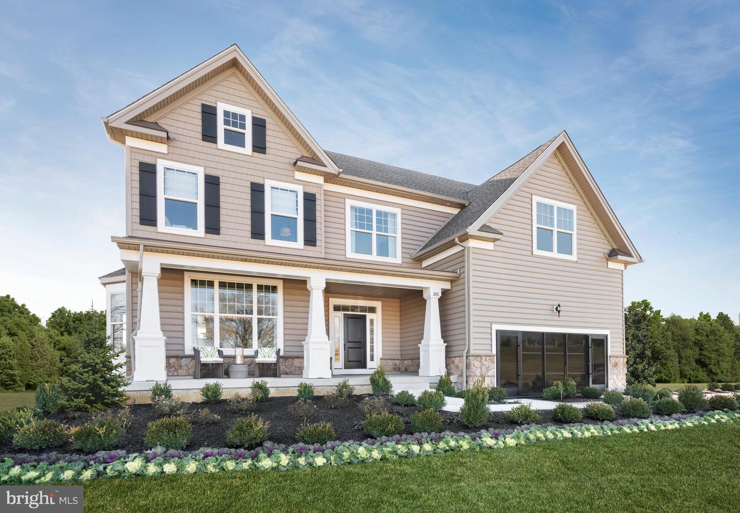 Single Family Homes for Sale at Eagleville, Pennsylvania 19403 United States