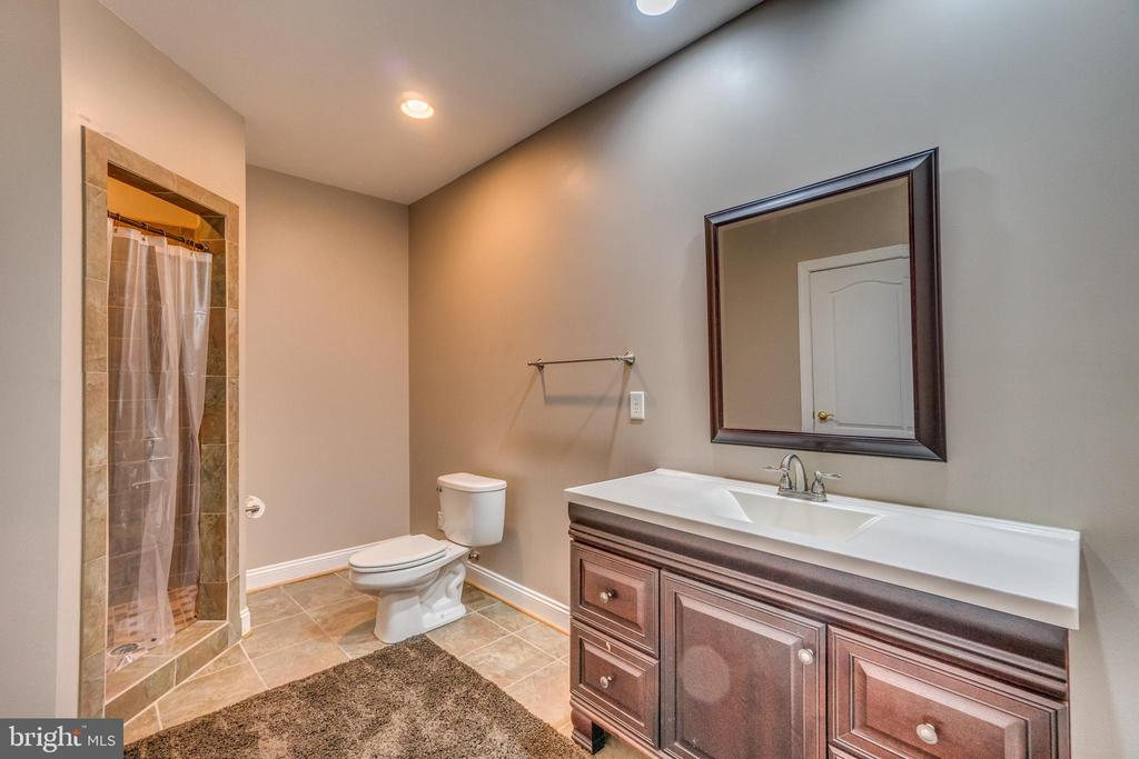 Basement Bathroom #4 - 70 ALDERWOOD DR, STAFFORD