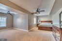 Basement Bedroom #5 with Sitting Room - 70 ALDERWOOD DR, STAFFORD
