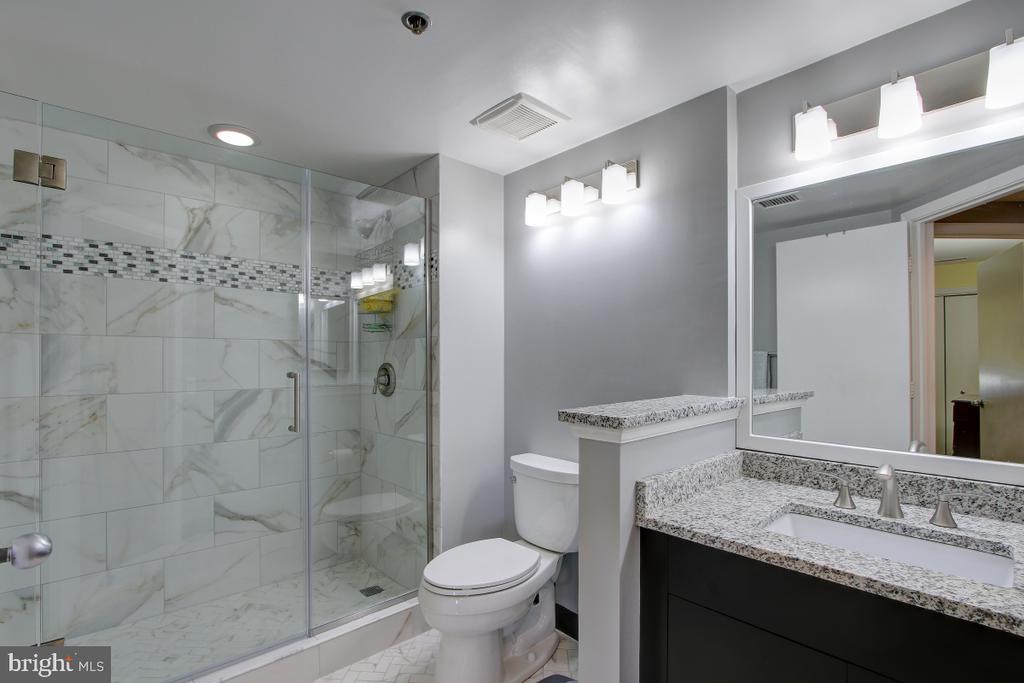 Bathrooms Renovated Bath 2018 - 1401 N OAK ST N #305, ARLINGTON
