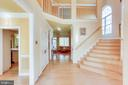 Entrance Foyer - 10522 DUNN MEADOW RD, VIENNA