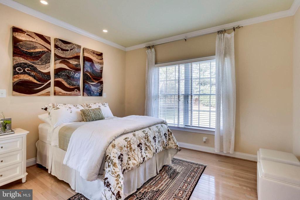 Main level guest suite - 10522 DUNN MEADOW RD, VIENNA