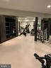 Plenty of built in storage in work out room - 7301 DULANY DR, MCLEAN