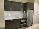 LL kitchenette - 7301 DULANY DR, MCLEAN
