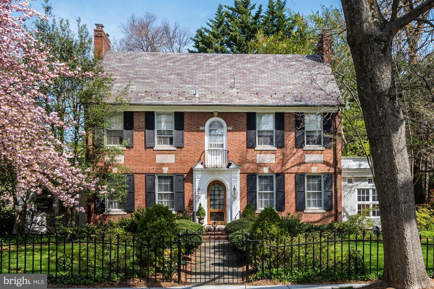Single Family for Sale at 4503 Hawthorne St NW 4503 Hawthorne St NW Washington, District Of Columbia 20016 United States
