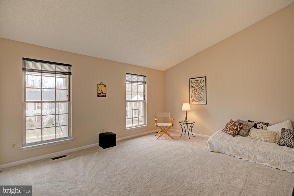 Large Bedroom #2 has BIG closet - 12311 CLIVEDEN ST, HERNDON