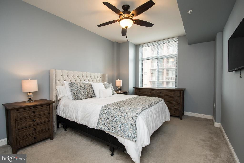 Master bedroom - 11990 MARKET ST #1117, RESTON