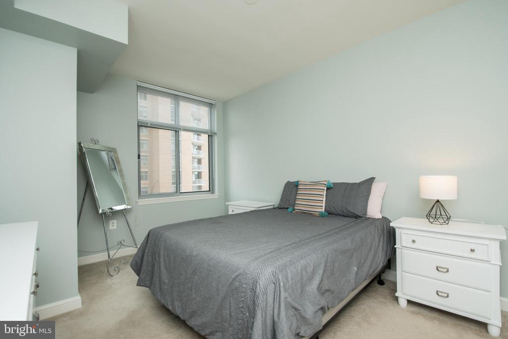 Second bedroom. - 11990 MARKET ST #1117, RESTON